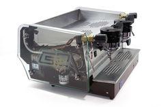 Espresso Parts, custom La Marzocco GS2.