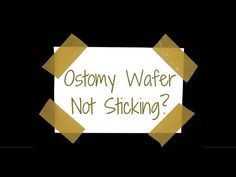 Ostomy Appliance Won't Stick? Here Are Some Tips