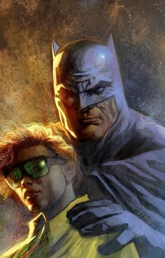 Batman and Robin by Felipe Massafera *