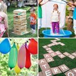 Tis the season for outdoor party games! How about giant Jenga (@longholli), the world's biggest bubble maker (@onecharmingirl), a water balloon pinata (@ziggityzoom) or lawn #Bananagrams. All these & more featured on #ChickabugBlog. #YAYSUMMER ☀️ #partygames #waterballoons #summerfun
