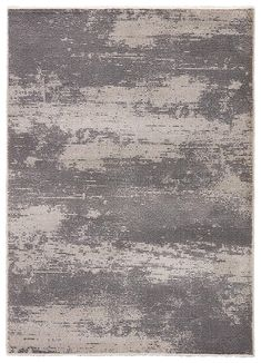 Abstract art: Splashed in Charcoal Gray and Paloma, Discovery, from the new Jada Collection redefines the machine made category using a creative blend of wool and handspun polypropylene for lasting style. Black And White Furniture, Jaipur Rugs, Charcoal Gray, Grey, Room Rugs, Jada, Modern Rugs, Discovery, Abstract Art