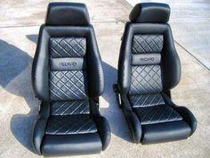 Mx5 Recaro Seats Mx 5 Miata Nc Pinterest