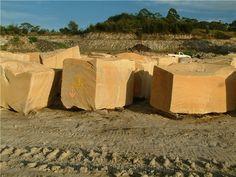 Aussie Gold Sandstone Blocks, Australia Beige Sandstone