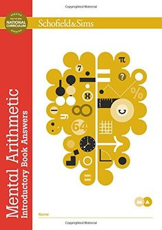Mental Arithmetic Introductory Book Answers (Book 1 of 7): Key Stage 2, Years 3 – 6
