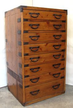 G14 Drawers Chest - Kiku Imports
