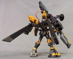 MG 1/100 Great Buster Gundam - Customized Build