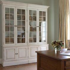 ethanallen.com - collector's classics villa left library bookcase | ethan allen | furniture | interior design