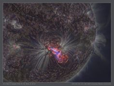 solar flare 2014