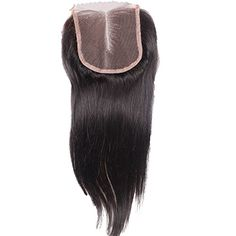 Aiva Hair 7a Brazilian Straight Lace Front Closure Piece 3.5x4 Virgin Human Hair Closure Bleached Knots Middle Part Lace Closure with Baby Hair in Stock Hairstylevids - Videos, Tutorials, Discounts #hair #hairstyle #hairdo #hairproduct