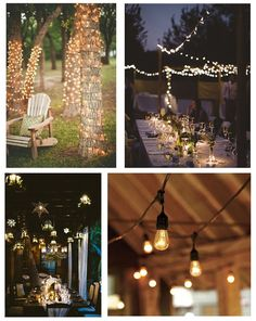 Outdoor Design ~ Just So Lovely