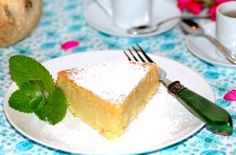 Coconut-Cornmeal Cake (Bolo de Fubá com Coco): What a coffee cake! - From Brazil To You Sugar Love, 4th Of July Cake, Spanish Food, Coffee Cake, Eat Cake, Sweet Tooth, Sweet Treats, Cheesecake, Deserts