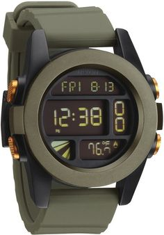 NIXON THE UNIT WATCH Mens NIXON | madeon.com.ar