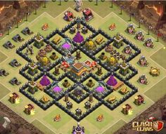 Clash-of-Clans-TH-8-base-5