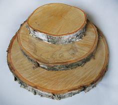 Birch Tree Slices $10-20 Whispering Pines Catalog