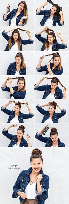 If you love to experiment with different hairstyle everyday, you should definitely pay attention to