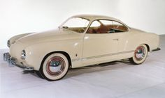 Volkswagen celebrates 60 years of the Karmann Ghia