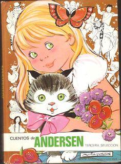 MARIA PASCUAL * CUENTOS DE ANDERSEN * - TERCERA SELECCIÓN (Libros de Lance - Literatura Infantil y Juvenil - Cuentos)