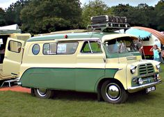 Bedford CA camper van by hamerr, via Flickr