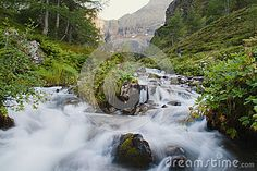 Photo about The Steinriesenbach creek in the Schladming Tauern mountains, Austria. Image of tauern, river, creek - 76104673 Waterfall, River, Mountains, Photography, Outdoor, Image, Stones, Outdoors, Waterfalls