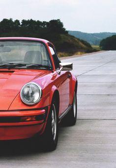 Red #Porsche.