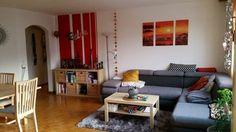 Grosse 4 1/2 Zimmerwohnung mit Balkon in Villmergen.