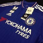 For Sale - 【BNWT】 Authentic Adidas Adizero Chelsea FC Player Home Jersey 2015/16 M S11672 - See More at http://sprtz.us/ChelseaEBay