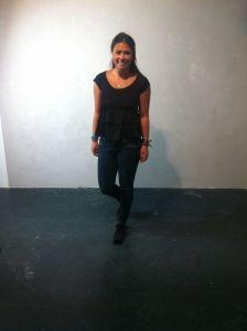 Her #bbfo because she loves black