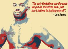 Jon jones quote