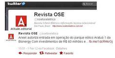 Twitter - O Setor Energético