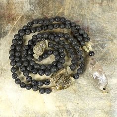 Lava stone rough, rugged, yet soft to touch.  Spirit Carrier