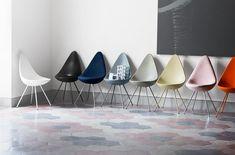 Drop designed by Arne Jacobsen
