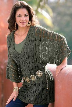 MyPicot | Free crochet patternspodría tejerla con hilo y convertirla en salida de playa