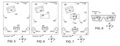 The HoloLens field of view issue has been preoccupying Microsoft for some time, and they have been exploring a number of solutions, which tend to show up in their patent filings. As Microsoft writes: This discussion relates to complementary augmented reality. An augmented reality experience can include both real world and computer-generated content. For example, …