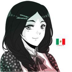 Hetalia- Mexico