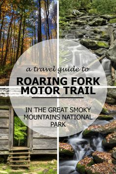 Great Smoky Mountains National Park – Roaring Fork Motor Nature Trail Guide | Jason Barnette is a travel writer and photographer always on the lookout for adventures in your own backyard, exploring the Southeastern United States and sometimes just a little bit beyond. http://www.southeasterntraveler.com