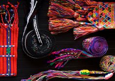 Complex backstrap textiles show astounding skill. But the process can inflict pain. Synergo Arts collaborates to address the problem.