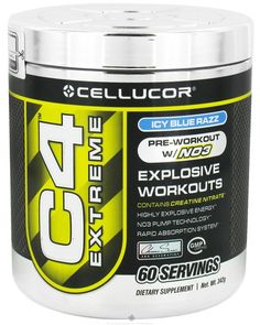 C4 Extreme (60sv.) by Cellucor