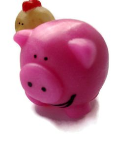 Pig Soap Children percy pink children by Scentcosmetics on Etsy, £4.75 check us out at www.scentcosmetics.com