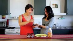 Making Killer Kimchi is easy to DIY when you have the right tools. Kraut Source is a device that fits on a Mason Jar to make fermented foods in small batches. This video recipe goes through the steps with fermentation experts. Fermented foods are good for digestion, immune system, helps to prevent sweet cravings, and filled with probiotics. For more health info, recipes, and about the device, go to krautsource.com
