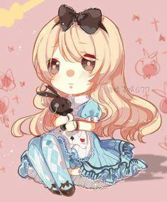 Chibi NSTT Alice