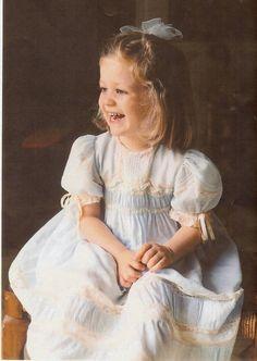 Alicia heirloom portrait dress