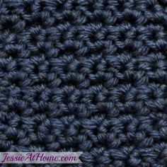Reverse Single Crochet Stitch-Crab Stitch AllFreeCrochet.com