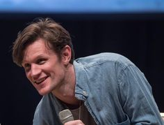 More of Matt Smith at FedCon Germany
