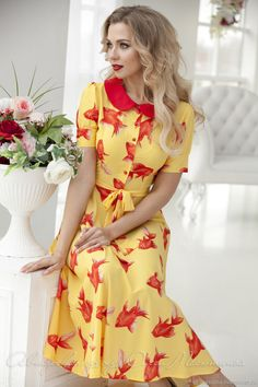 """Dress """"Hot fashion"""" – shop online on Livemaster with shipping"""