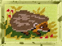 Plastic Canvas, Embroidery, Shopping, Animales, Needlepoint, Drawn Thread, Needlework, Crewel Embroidery, Embroidery Stitches