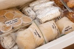 Adventures in Freezer Cooking (the stuff you actually WANT to have in your freezer) : Oven Love