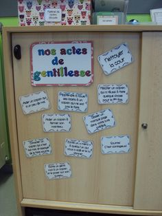 Teaching kindness in the French classroom: nos actes de gentillesse