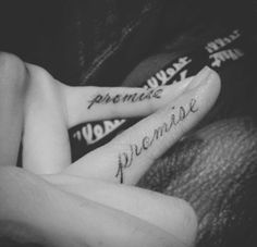 his & her tattoo; so cute