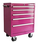 Pink Tool Box From The Pink Superstore
