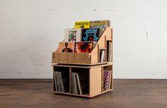 Hi Phile Record Cabinet